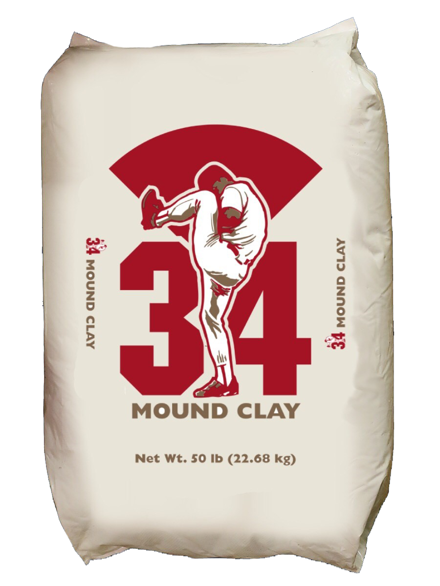 bag- mound clay
